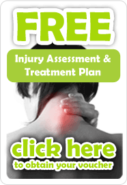 Free Injury Assesment and Treatment Plan
